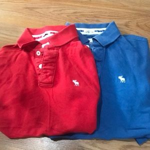 Abercrombie & Fitch men's polo shirts size S